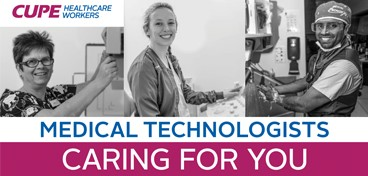 Medical Technologists Caring For You Logo 2017 12 14